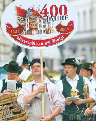 Munich Celebrates 400 Years of Beer image